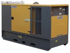 Groupe electrogene 66 kva - moteur diesel perkins - capote insonorise