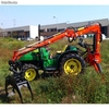 tractor forestal