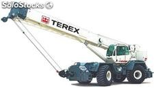 Grúa Todo Terreno Terex rt 665