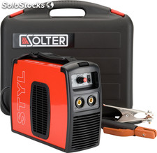 Grupo soldar inverter+accs. Solter 160A/50% styl 1850