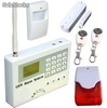 Gsm alarm system,sms home security alarm..anti-theft,burglar alarm,fire alarm - Photo 1