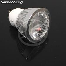 GU10 led Bulb 5W 230VAC 60 ° 50mm daylight (NC55)