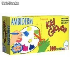 Guante ambiderm kids gloves