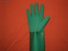 Guante de latex rugoso glove biohazard