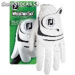 ✅ guante footjoy weathersof woman blanco