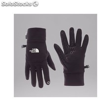 ✅ guante termico the north face etip glove negro mujer