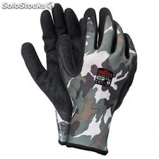 Guantes de trabajo Hunter Catch nylon ( 12 pares)