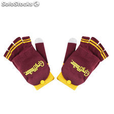 Guantes mitones Harry Potter Gryffindor