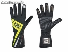 Guantes omp first evo MY16 negro/yell. Sz s