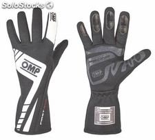 Guantes omp first evo MY2016 negro talla s
