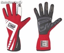 Guantes omp first evo MY2016 rojo talla s