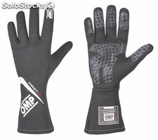 Guantes omp first-s MY2016 negro talla l