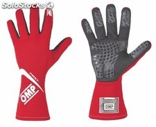 Guantes omp first-s MY2016 rojo talla s