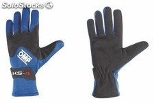 Guantes omp ks-4 azul talla 4 (for children)