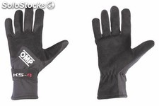 Guantes omp ks-4 negro talla 4 (for children)