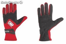 Guantes omp ks-4 rojo talla 4 (for children)