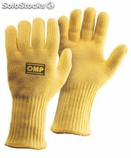 Guantes omp mechanics in kevlar talla l