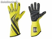 Guantes omp one-s MY2016 fluo amarillo talla xs