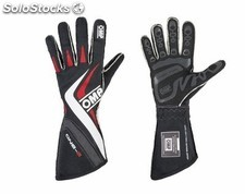 Guantes omp one-s MY2016 negro talla s