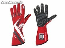 Guantes omp one-s MY2016 rojo talla m