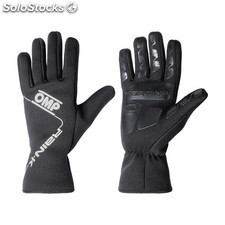 Guantes omp rain k nero talla 4 (for children)