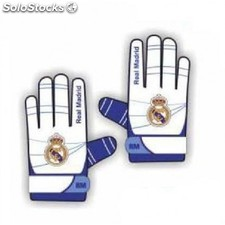Guantes Portero Real Madrid T.4-6/10-12