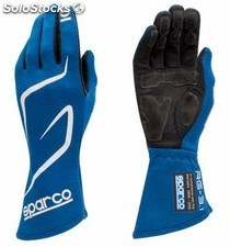 Guantes sparco land rg-3 tg 10 azul