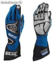 Guantes sparco tide H9 tg 08 azul