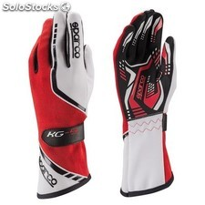 Guantes sparco torpedo kg-5 tg 08 rs/b