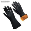 Guantes steelpro de latex industrial