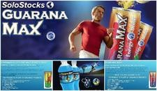 Guarana max energy drink
