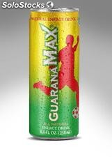 GuaranaMax Bio Organic Energy Drink 250ml