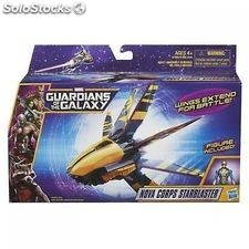 Guardians of the galaxy nova corps starblaster vehicle