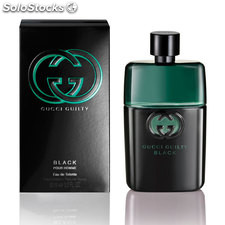 Gucci - gucci guilty pour homme black edt vapo 90 ml