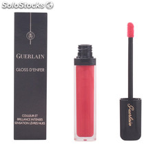 Guerlain - gloss d'enfer 420-rouge shebam 7.5 ml