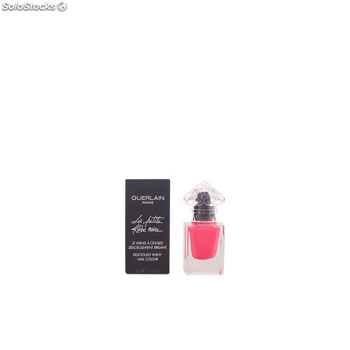 Guerlain le vernis delicieusement brillant #063-pink button 8,8 ml
