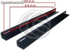 "Guide rails are fixed rack 650m fund to 19 "" (RM44-0002)"