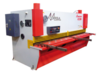 Guillotina Hidraulica con Angulo de Corte Variable 6x3200mm