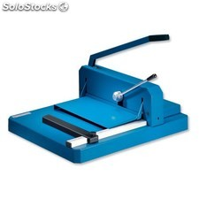 Guillotina manual Dahle 842 con una longitud de corte de 430mm