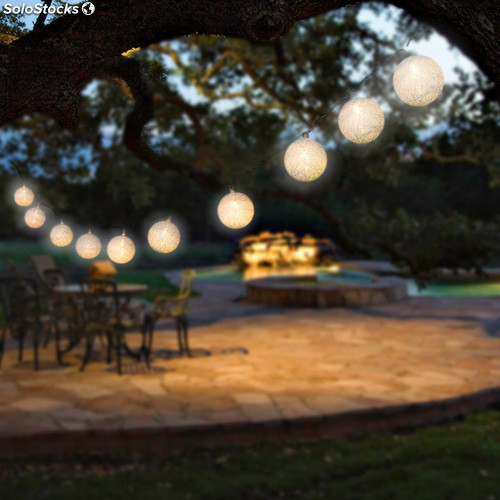 Guirlande lumineuse led for Decoration noel exterieur d occasion