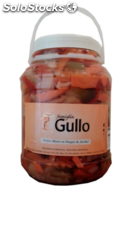 Gullo Pickles Mixtos en vinagre x 2000 gr.