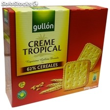 Gullon creme tropical 800 gr