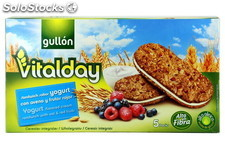 Gullon Galleta Sandwich Yogurt Vitalday 220gr. Gullon