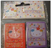 Gumki do scierania Hello Kitty ea 4x3x0.7
