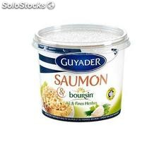 Guy tartin saumon boursin 120G