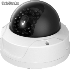 h.264 cmos ir dome network camera