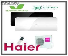 HAIER Split Serie Aqua (QS2) AS09QS2ERA NEGRO