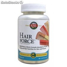 Hair force 60 capsulas kal