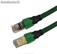 Hama lan-Kabel 'High Quality' cat 6, vergoldet, utp, 2,5m