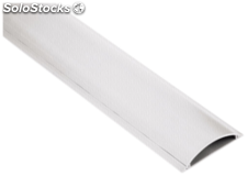 Hama PVC Canal para cables 100 x 7 x 2,1cm blanco